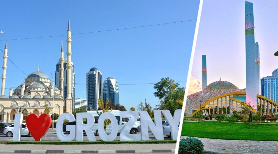 Анекс повёз туристов в Чечню