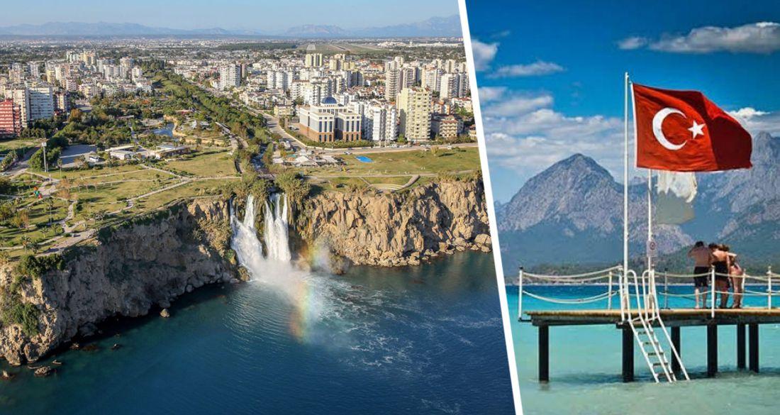 В Турции обнаружили новый тип российского туриста: их уже десятки тысяч