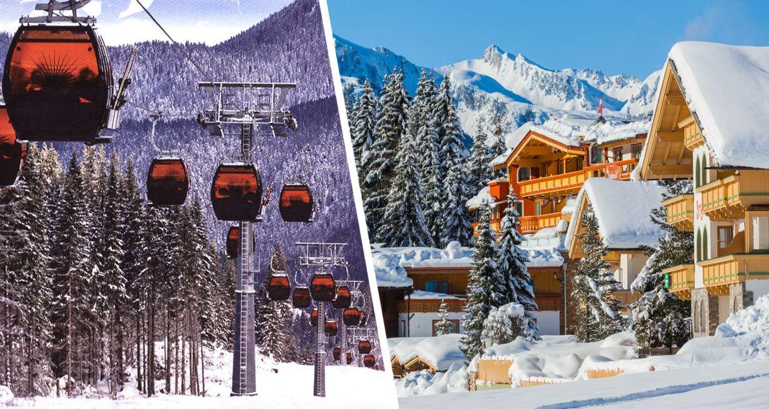 В Австрии констатировали, что горнолыжный сезон сорван