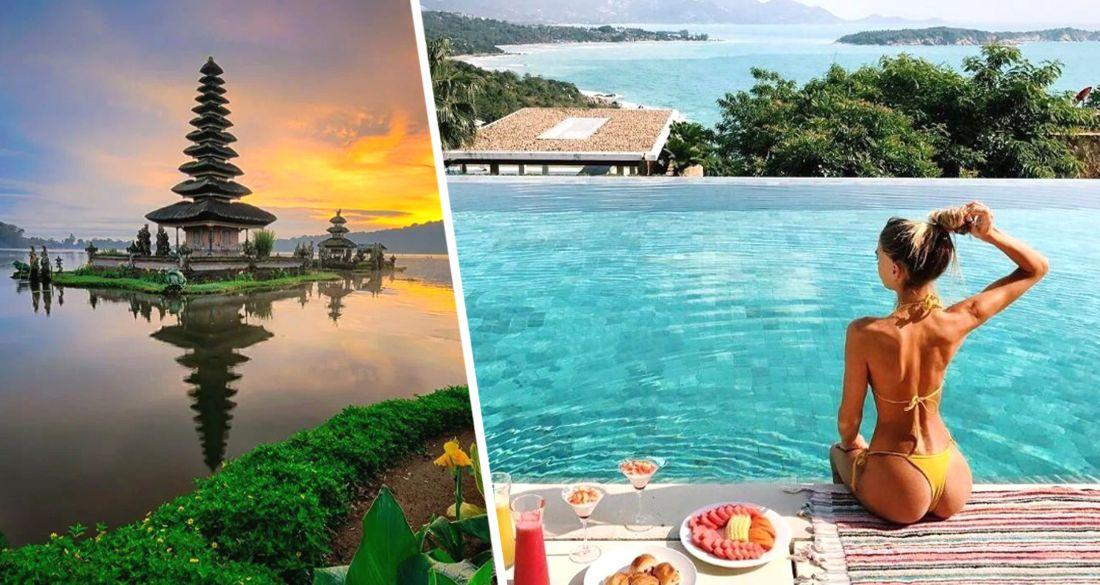 Правительство Бали объявило дату открытия острова для иностранных туристов