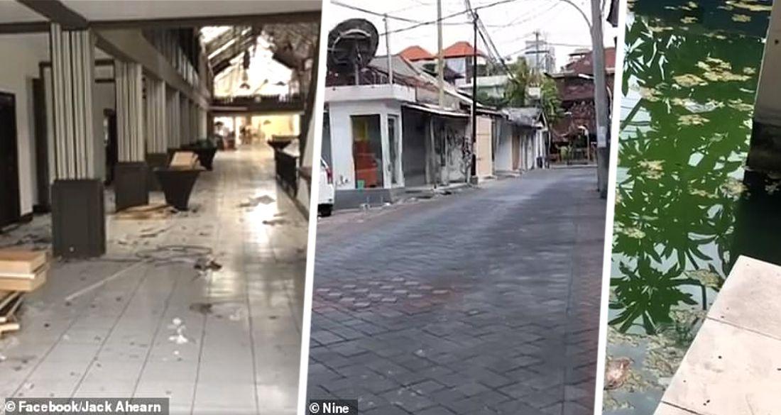 Бали превратился в остров-призрак с разгромленными отелями: рассказ очевидцев