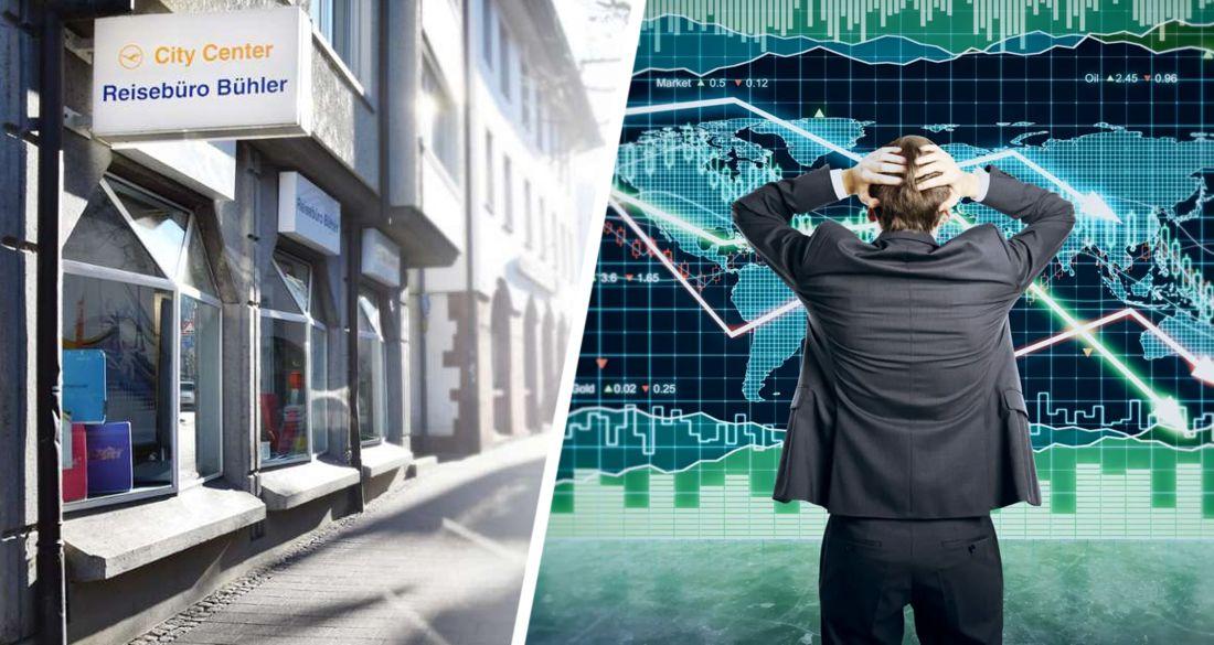 Старейшая сеть турагентств объявила о банкротстве