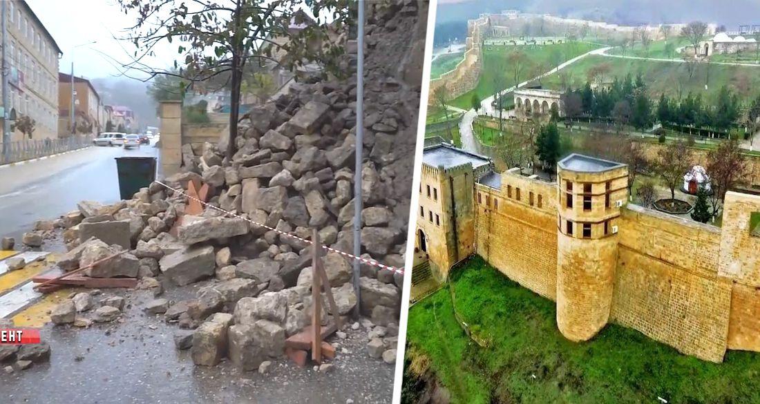 Катастрофа в России: рухнула самая древняя достопримечательность