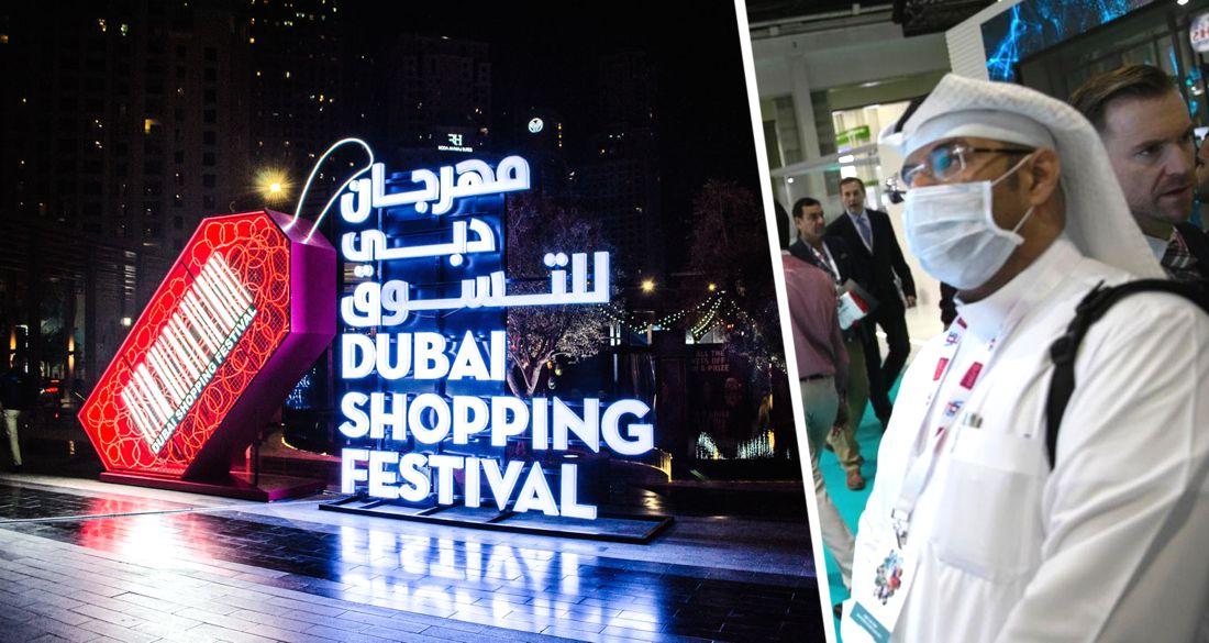 Дубай устал от Covid-19: Dubai Shopping Festival пройдет на неделю раньше, приглашаются россияне