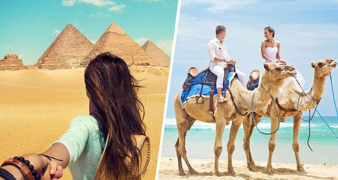 В Египте списали российские чартеры в Хургаду и Шарм-эль-Шейх