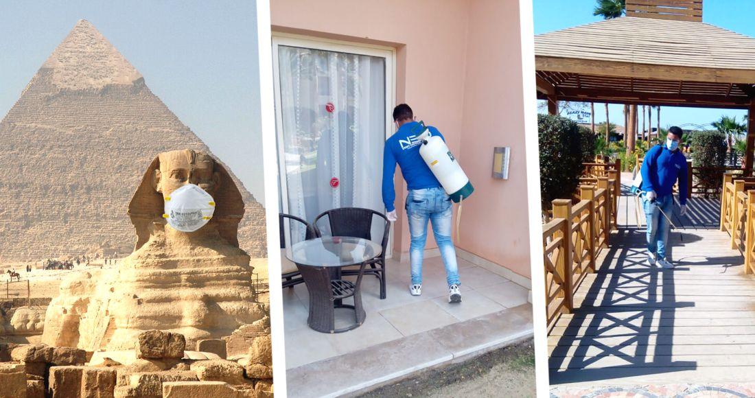 В Египте открылось еще 20 отелей: теперь работают 687 гостиниц