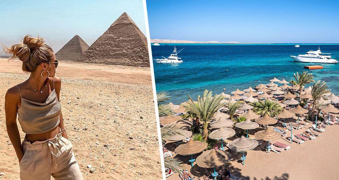 Египет похвастался рекордом: за время пандемии страна приняла 0.5 млн туристов
