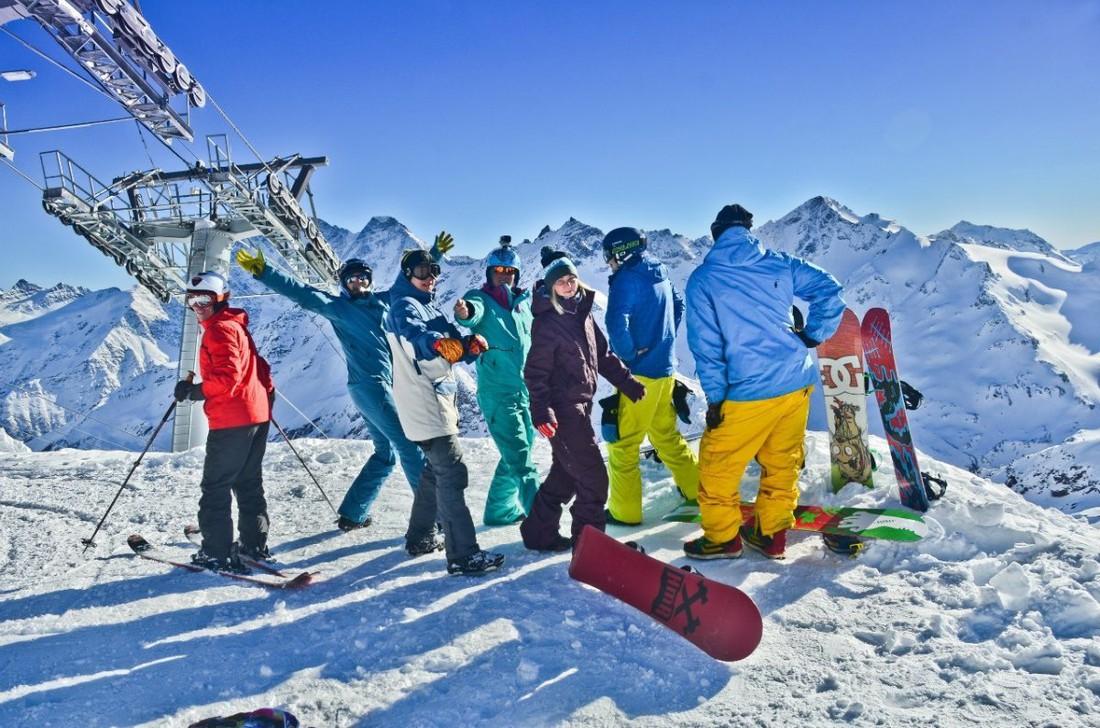 Эльбрус открывает горнолыжный сезон