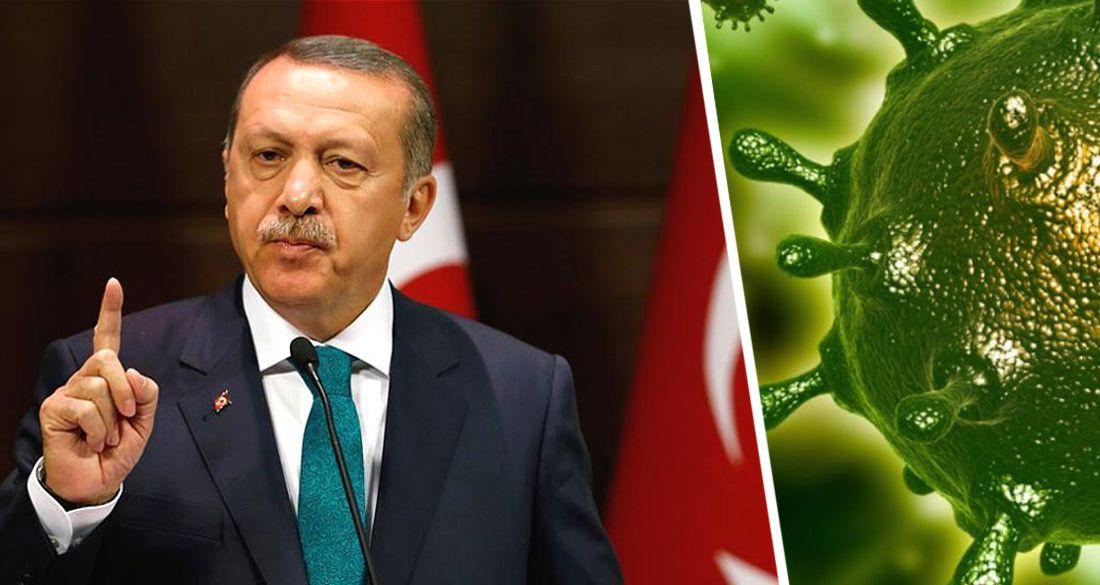 ϟ В Турции ожидают введение Эрдоганом общенационального локдауна и комендантского часа