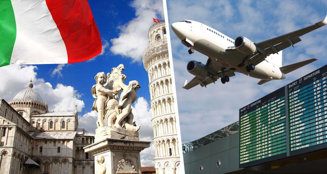 «Ковидный» барьер пробит: в Италию запускают первый туристический рейс не из ЕС. Россия следующая?