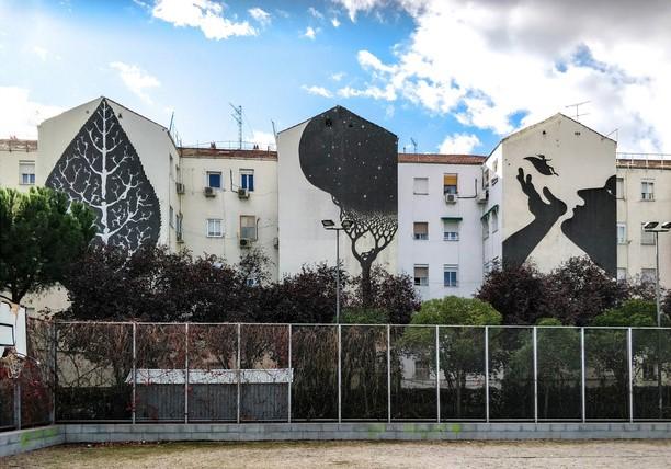 «Street Art Guide Madrid»: новая фотокнига об уличном искусстве Мадрида для тех, кто скучает по столице