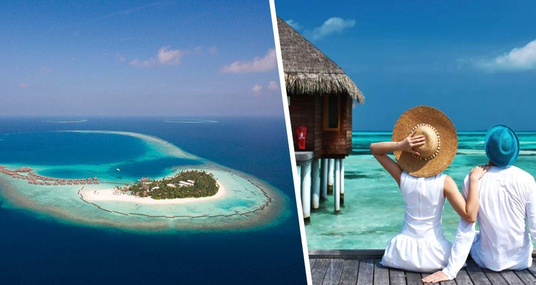 Российские туристы заняли на Мальдивах 1 место