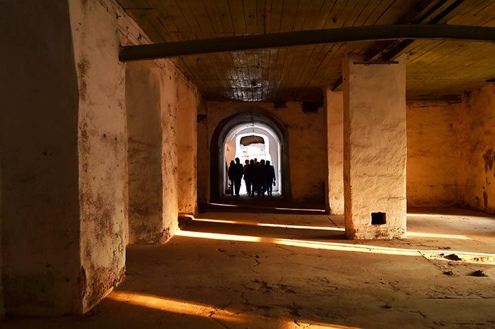Бизнес в «Долине Ангелов». Мозырянин восстанавливает монастырь 18 века