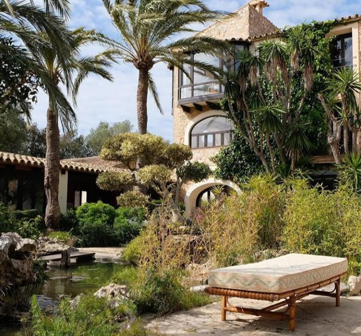 Casa Balandra: уютная резиденция для художников на острове Майорка