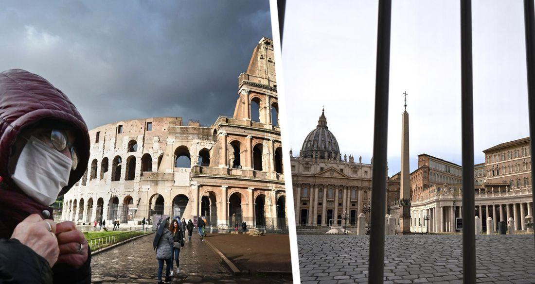 Рим превратился в город-призрак с разорёнными отелями: рассказы владельцев гостиниц, которые больше никогда не откроются