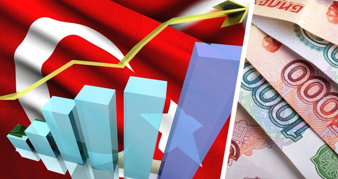Российские деньги текут в Анталию: с начала года там открылись 50 фирм с российским капиталом