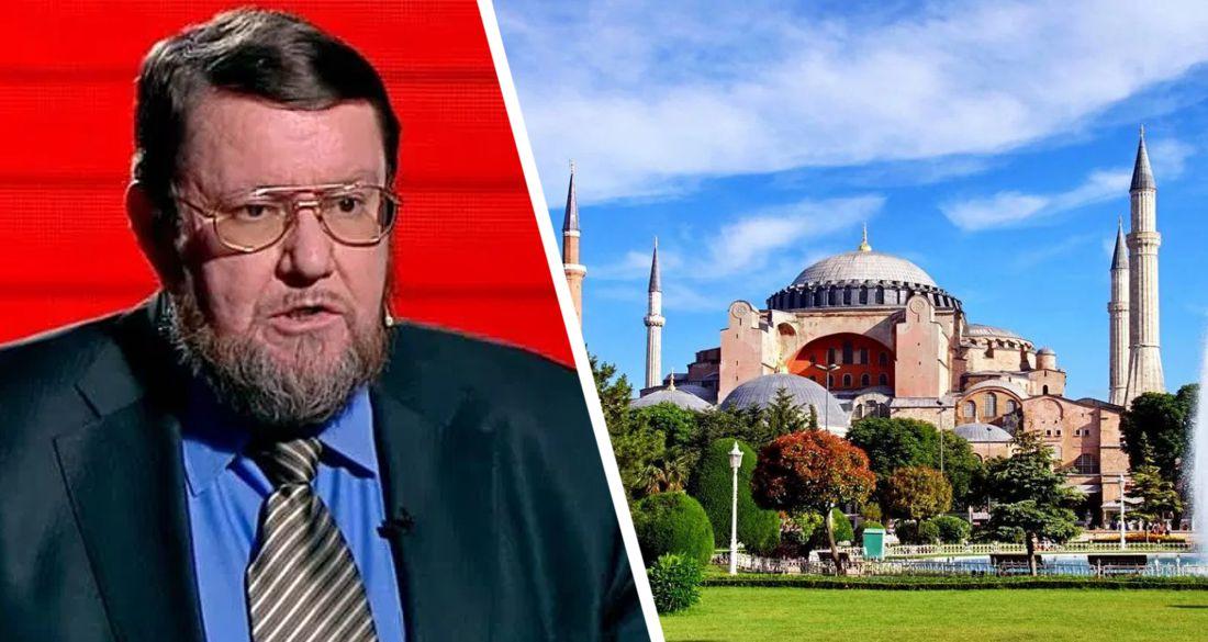 «Сдавать билеты» в Турцию призвал туристов Евгений Сатановский