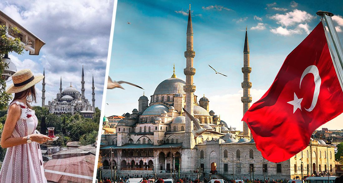 На Турцию пошла новая волна: российские и украинские туристы заполонили Стамбул
