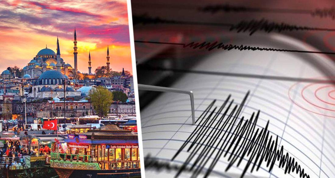 Сейсмологи предупредили о катастрофе: Стамбул ждет страшное землетрясение магнитудой более 7 баллов