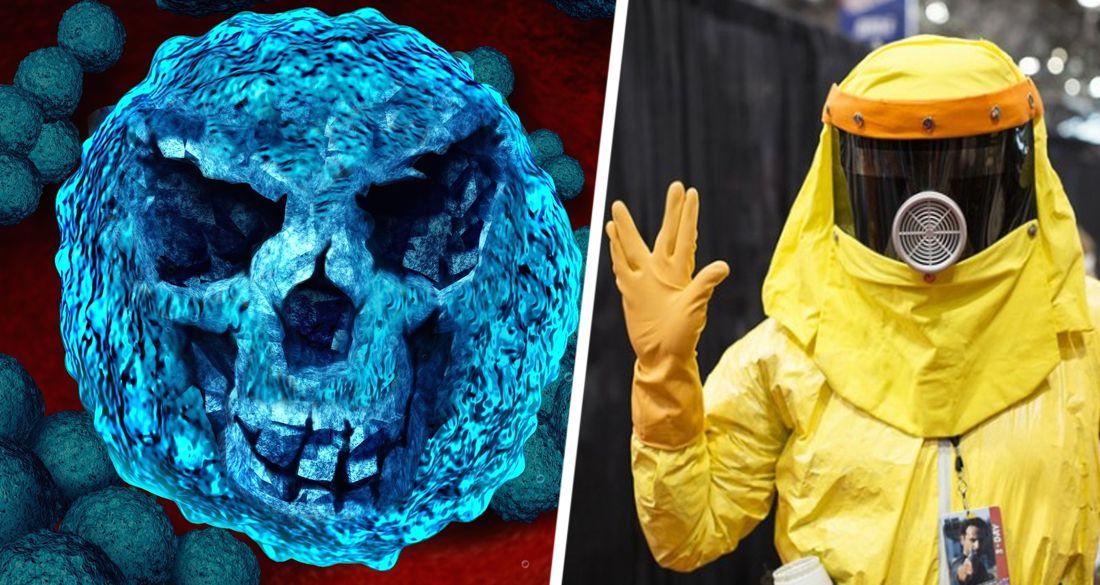 ☢ Грядет суперинфекция: коронавирус соединяется с гриппом