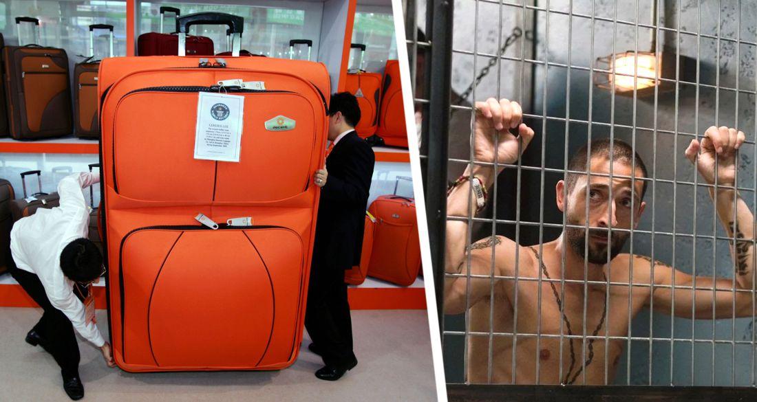 За неоплаченный авиакомпаниям сверхнормативный багаж начали сажать в тюрьму