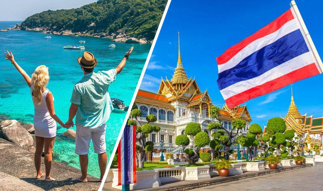 Таиланд принял за месяц всего 1201 туриста: из каких стран путешественники?