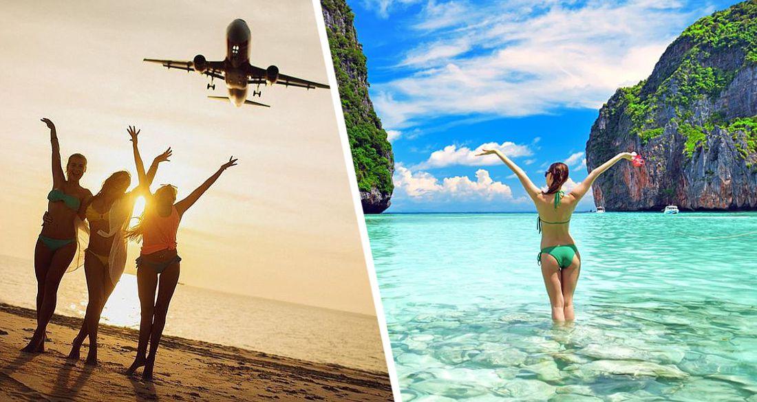 Таиланд решил пускать туристов без 17 000 долларов на счете в банке