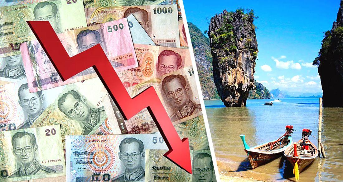 Таиланду дали самый мрачный прогноз в Азии