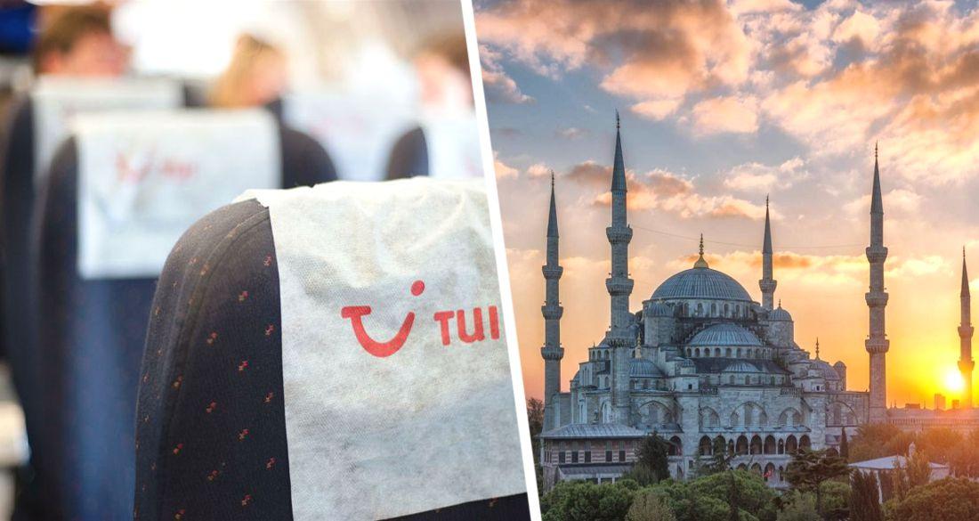 TUI запустил для туристов чартер в Стамбул: расписание и цены