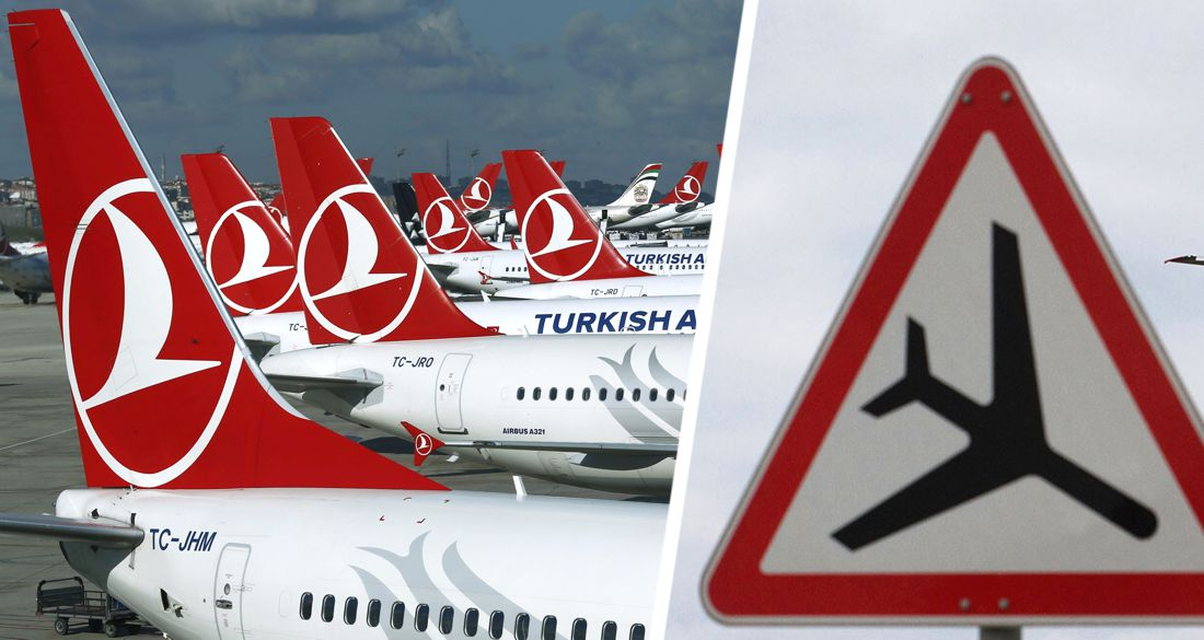 Турецкие авиакомпании подали тревожный сигнал: дело идёт к полному краху