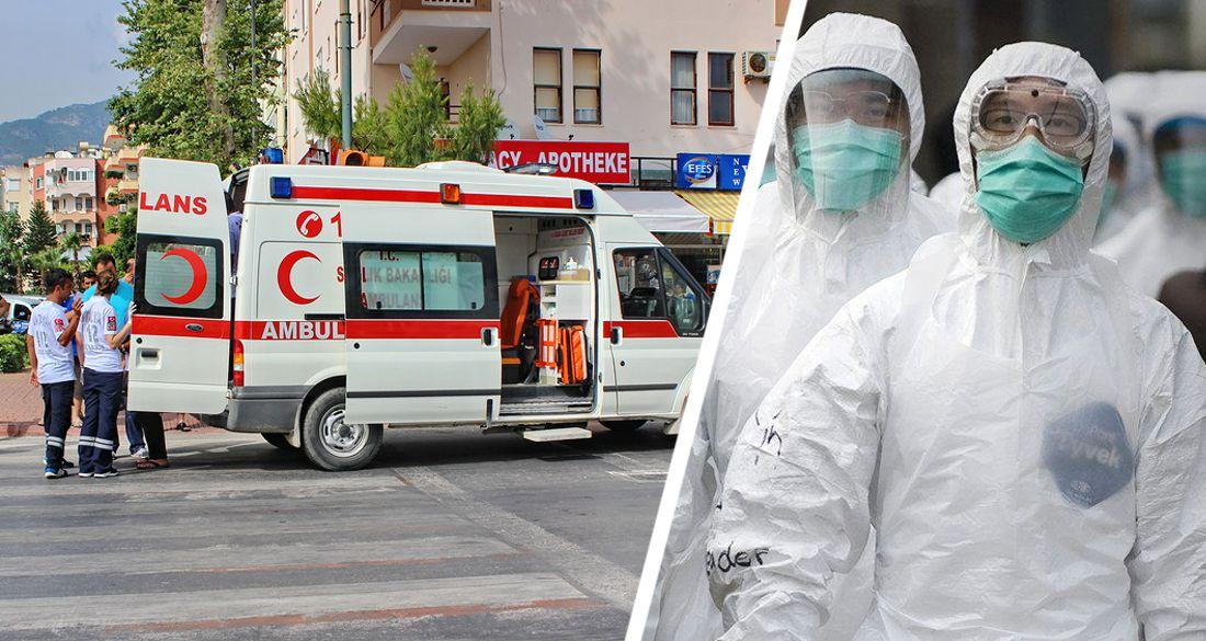 В отелях Алании умерли два туриста: идет проверка на коронавирус