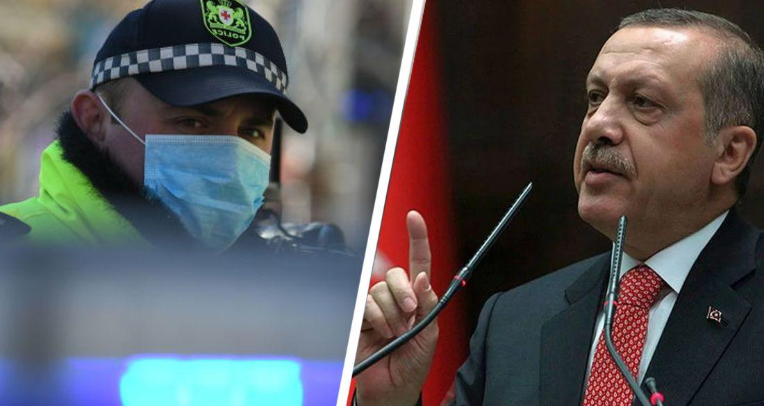 Короновирус в Турции взошел на второй пик: Эрдоган ввел новые ограничения