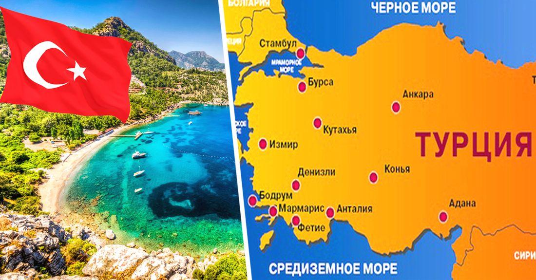В октябре в Анталии отдохнуло 400 тысяч российских туристов