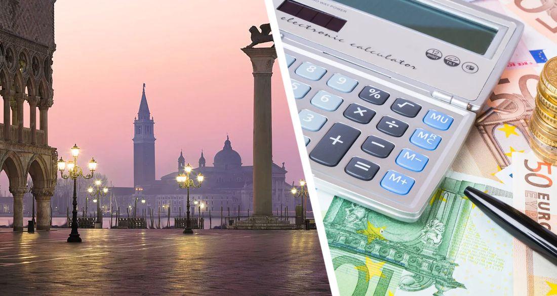 Трясти деньги с туристов будут после пандемии: Венеция отказалась от туристического налога