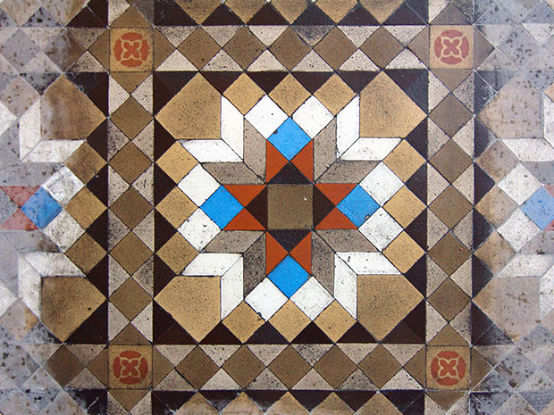 Керамическая плитка Mosaico Nolla: валенсийское наследие, о котором забыли