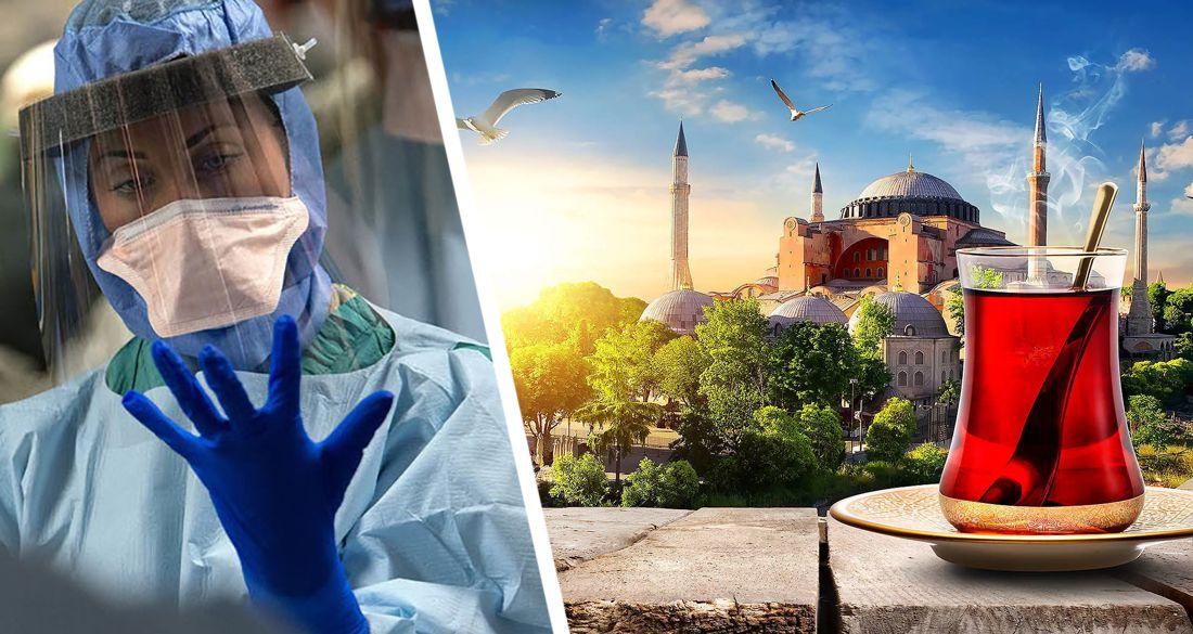 Закрытие Турции: Медицинская ассоциация потребовала ввести в стране полный локдаун на 28 дней