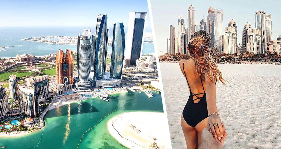 Абу-Даби объявил о дате открытия для иностранных туристов