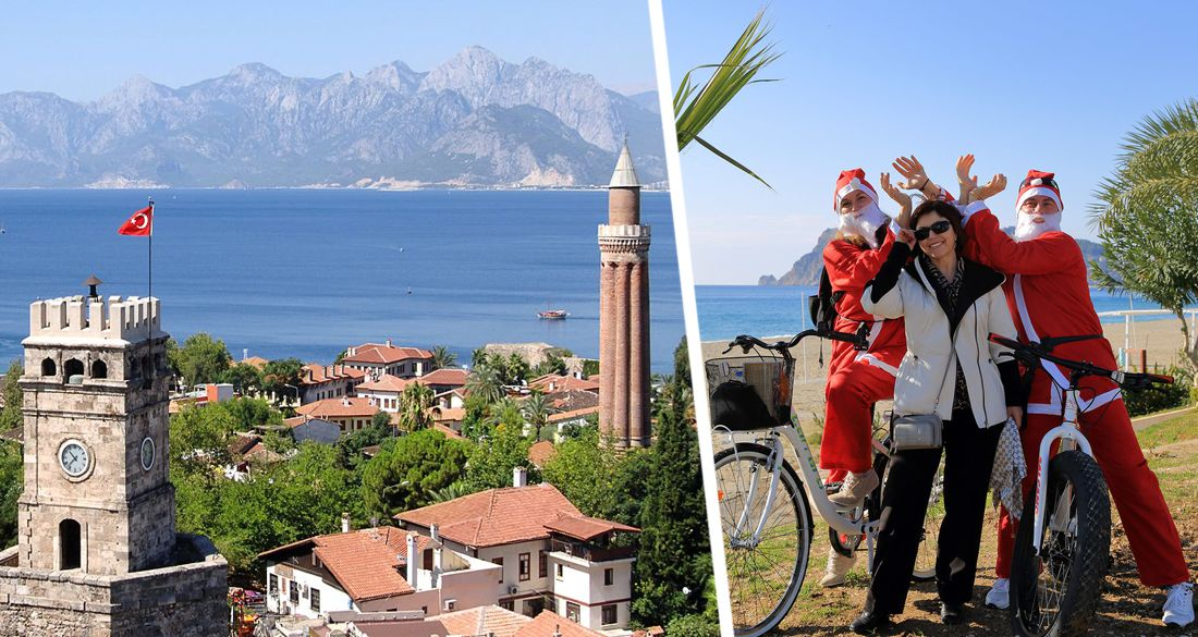 Туристы-зимовщики подняли цены на недвижимость в Анталии на 41.8%