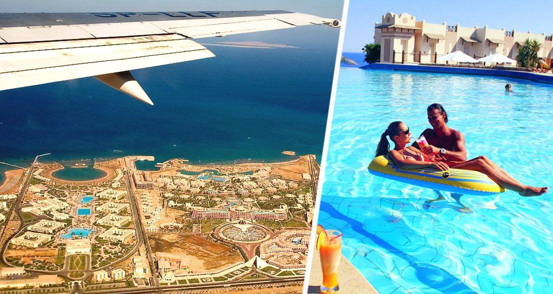 В Египте открылись 16 новых отелей