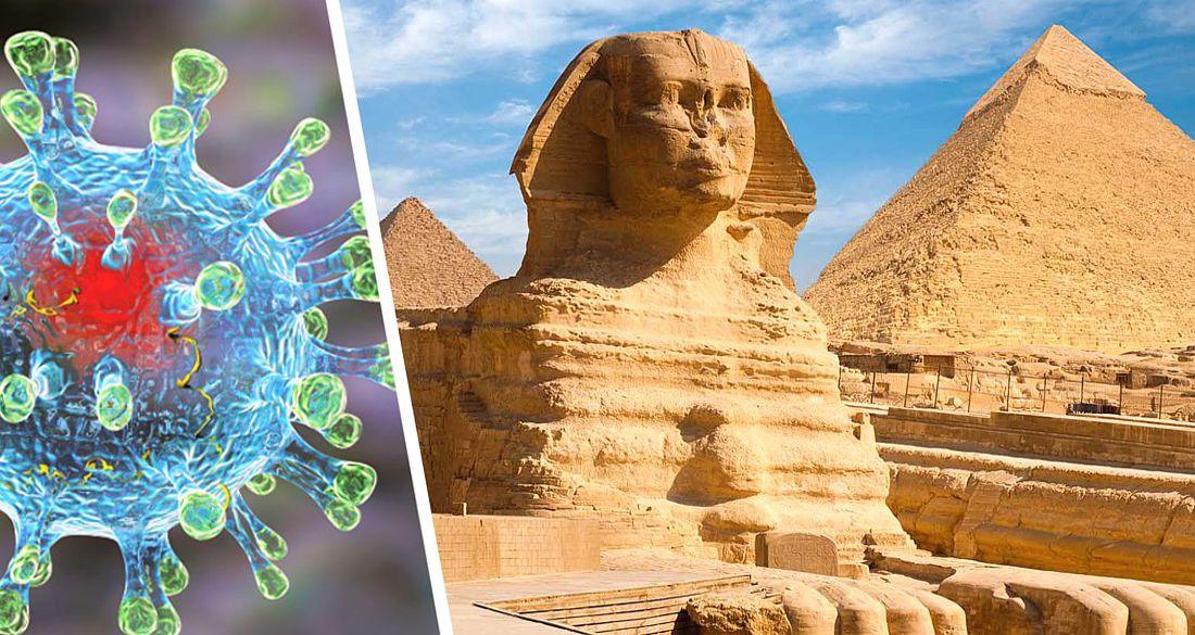 Египет подсчитал, как сильно рухнул турпоток в 2020 году, и прослезился