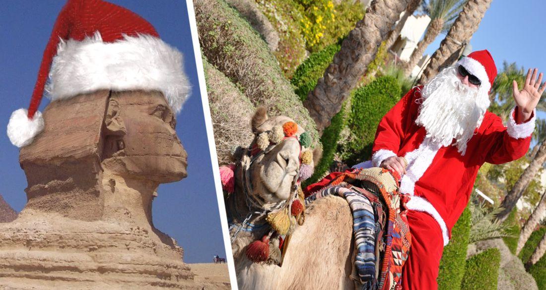 Отели Хургады и Шарм-эль-Шейха отменили рождественские и новогодние торжества