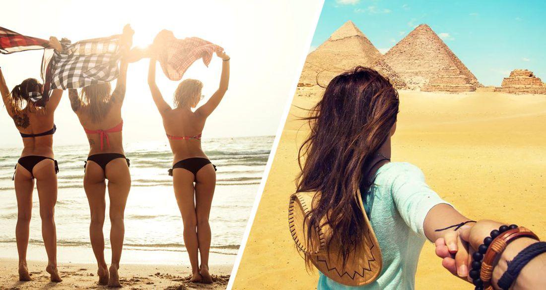 В Египте сообщили, когда начнет восстанавливаться туризм