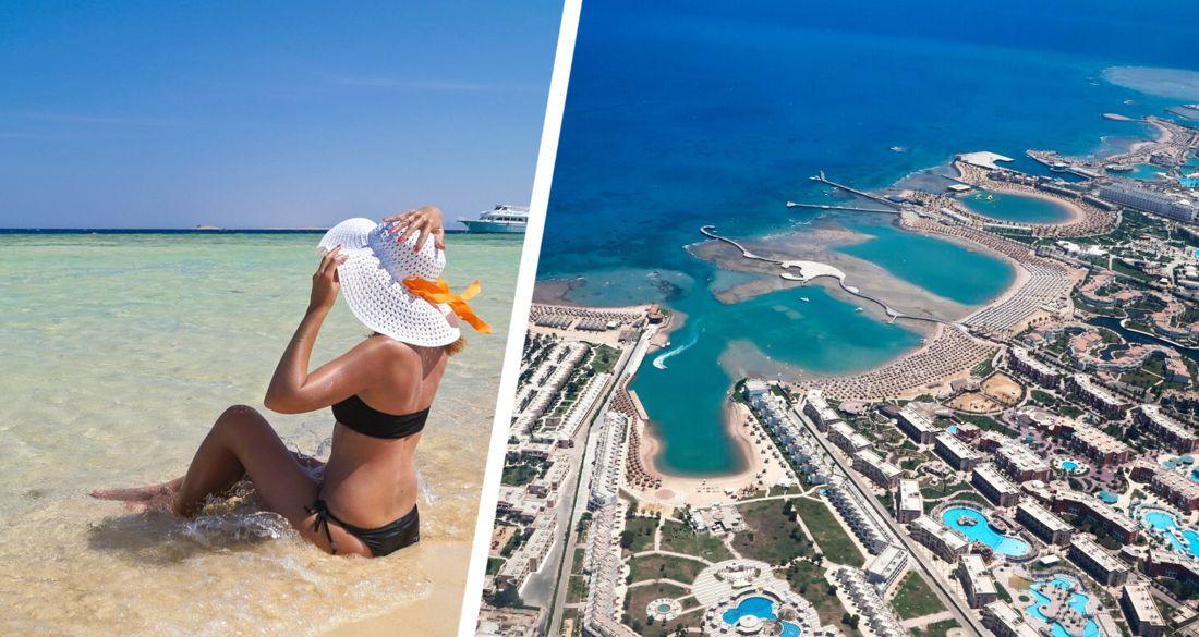 На курорты Красного моря обрушился шторм: закрыт порт в Шарм-эль-Шейхе