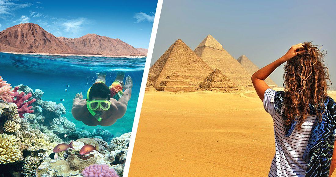 Туры в Египет: старт 24 декабря!