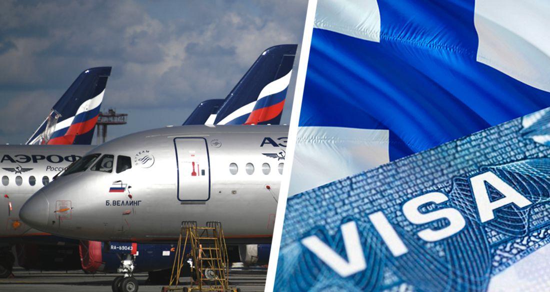 В Финляндию начинает летать «Аэрофлот»