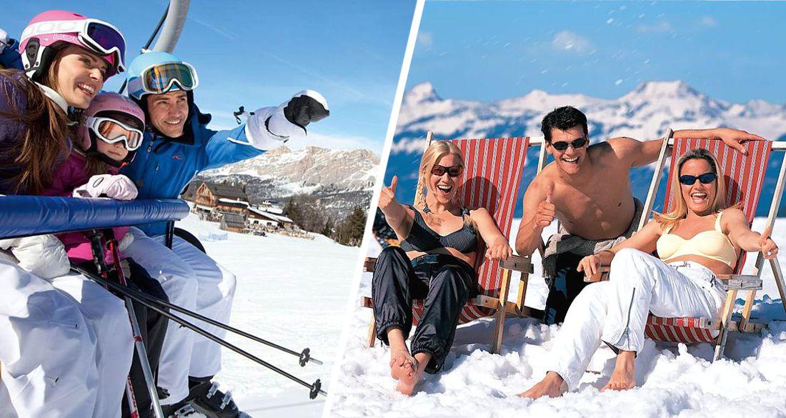 ⛷ Российские туристы нашли зарубежную замену горнолыжным курортам Европы