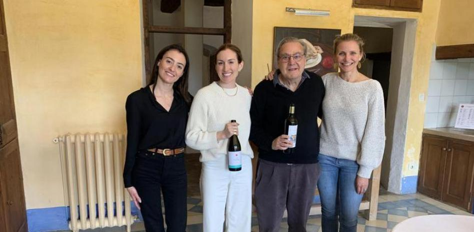 Вино из Каталонии вдохновило актрису Кэмерон Диас