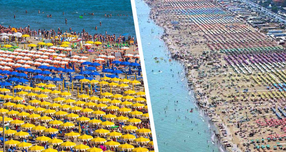 ЕС объявила войну платным пляжам в Италии