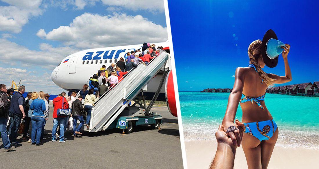 Мальдивы становятся новой Хургадой: россияне прилетают по 500 человек на одном рейсе