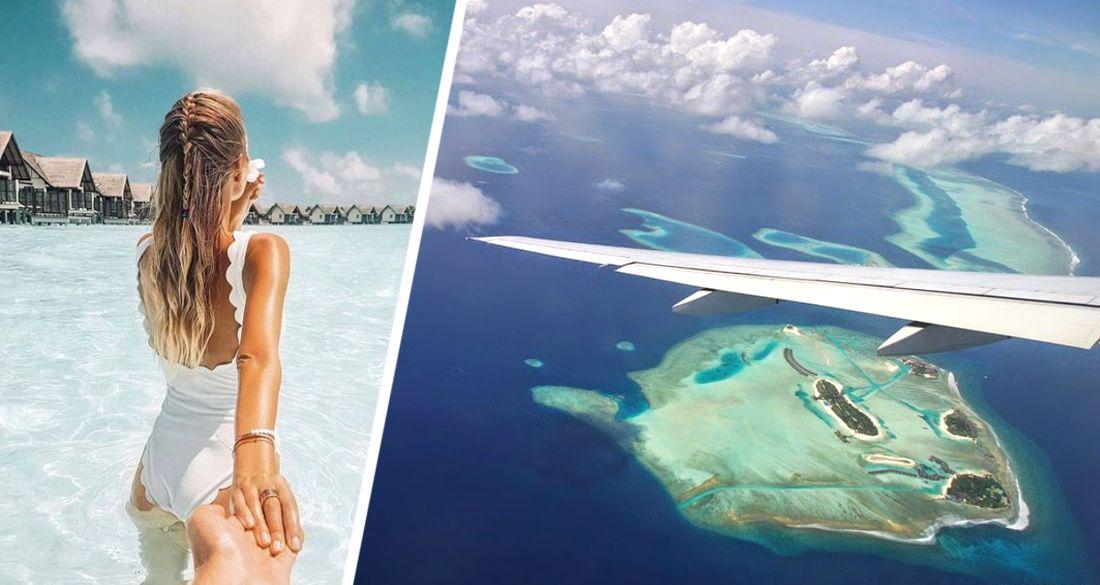 Мальдивы стали новой Хургадой: за день прилетает по 1000 российских туристов